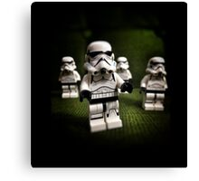 STORMTROOPERS STAR WARS 2 Canvas Print