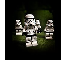 STORMTROOPERS STAR WARS 2 Photographic Print