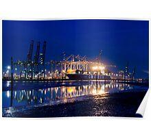 Millbrook Docks 01-2013 Poster