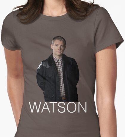 WATSON multi-tee Womens Fitted T-Shirt