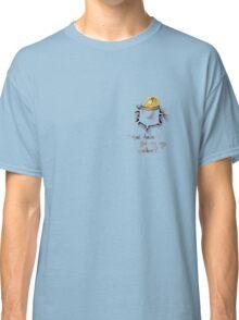 Pocket 01 Classic T-Shirt