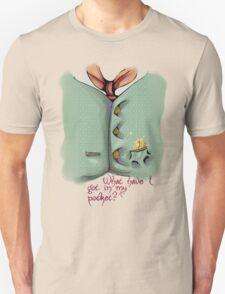 Pocket 02 Unisex T-Shirt