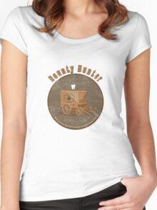 Bounty Hunter - Django Unchained Women's Fitted Scoop T-Shirt