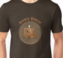 Bounty Hunter - Django Unchained Unisex T-Shirt
