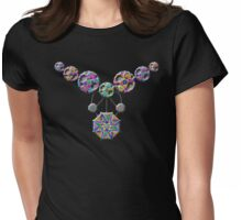 """The Clebsch Koenigsberg Jewels""© Womens Fitted T-Shirt"