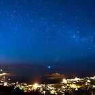Geminid Meteor Shower  by EylandImages