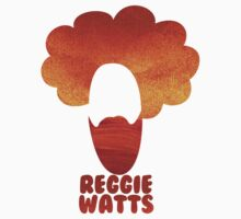 Reggie Watts by Void-Manifest