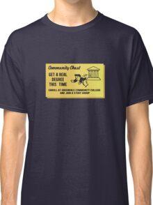 Community (TV) - Community Chest Classic T-Shirt