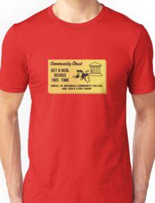 Community (TV) - Community Chest Unisex T-Shirt