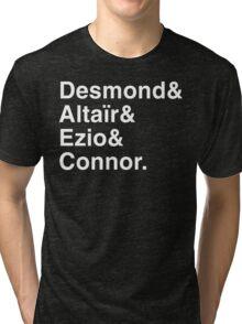 Recquiescat In Shirt Tri-blend T-Shirt