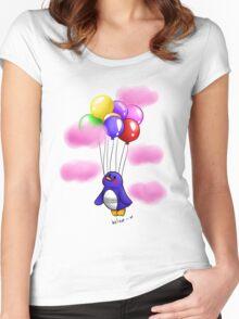 Believe! Women's Fitted Scoop T-Shirt