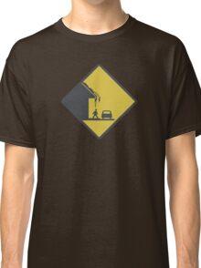 Falling Snow Classic T-Shirt