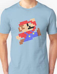 Mario Metro Tiled T-Shirt