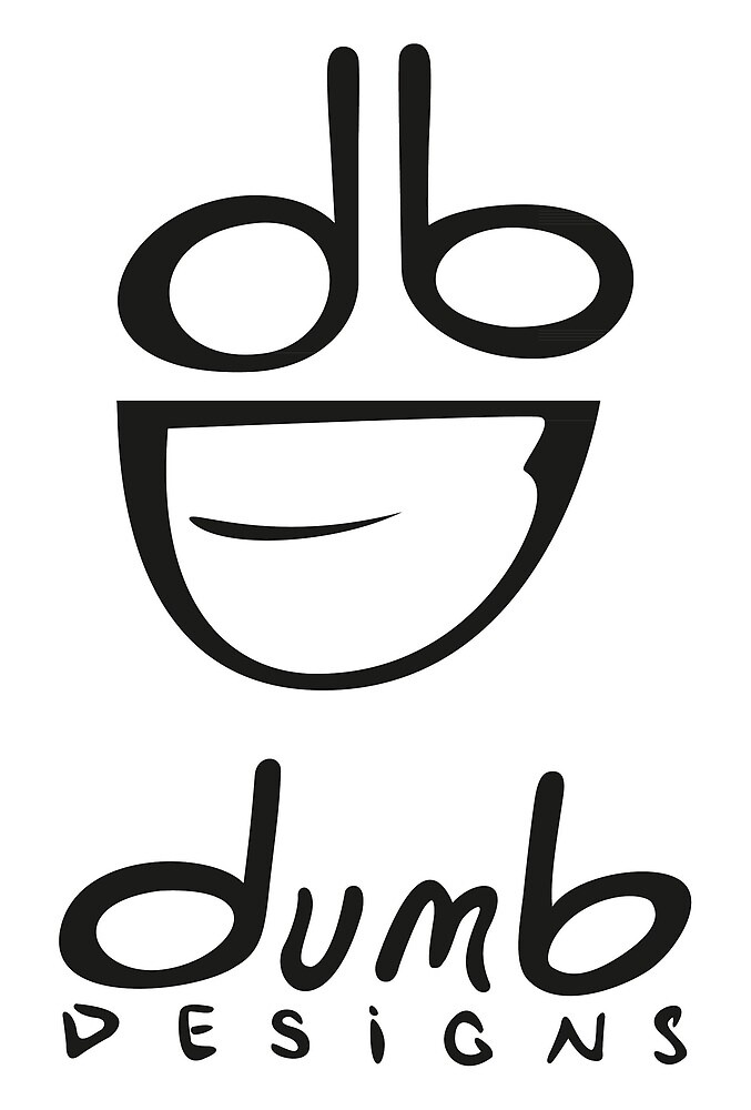 dumb Logo and Type by DumbDesigns
