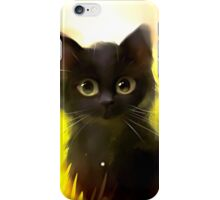 Sauvage Cat iPhone Case/Skin