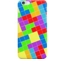 Colourful Blocks iPhone Case/Skin