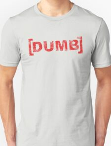 dumb Stamp T-Shirt