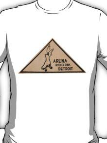 Detroit Arena Roller Rink T-Shirt