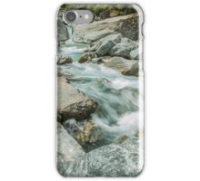 Gates of Haas Rapids iPhone Case/Skin