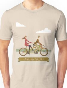 Me & You Bike T-Shirt