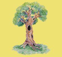 Spirit Tree One Piece - Short Sleeve