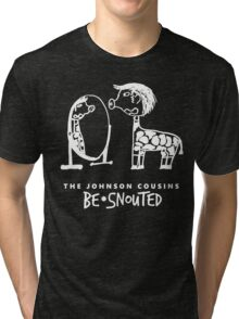 Be*Snouted Tri-blend T-Shirt