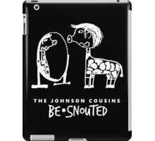 Be*Snouted iPad Case/Skin