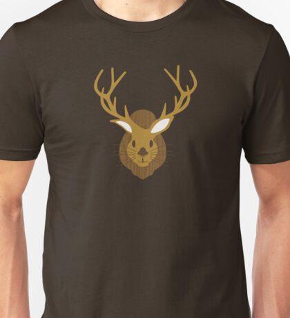 Mounted Jackalope Unisex T-Shirt