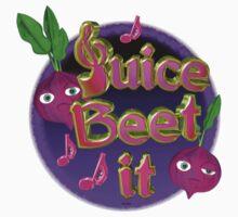 Juice beet it from valxart.com Kids Clothes