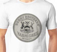 Berry Brothers Celebrated Varnishes Detroit Ad Unisex T-Shirt