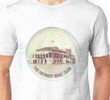 Vintage Detroit Boat Club ca. 1900 Unisex T-Shirt