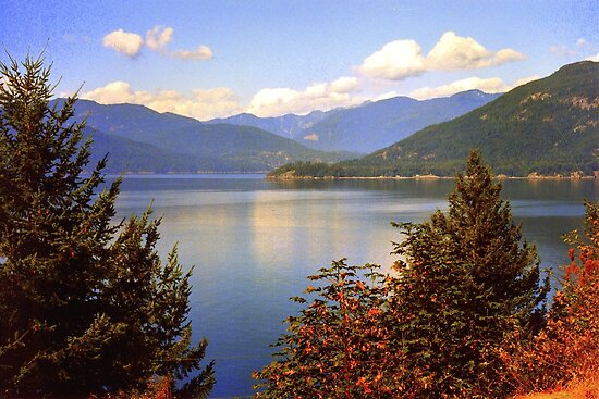 Beautiful British Columbia, Canada by vette