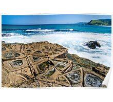 Garie Beach - Royal National Park, Sydney Australia Poster