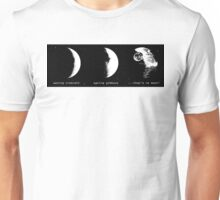 """That's no moon!"" Unisex T-Shirt"