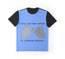 PINKY SWEARS ARE BINDING CONTRACTS  Graphic T-Shirt