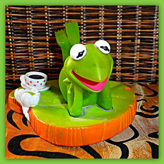 Kermit the Frog by ©The Creative  Minds