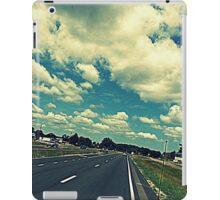 From out the Sunroof (challenge) iPad Case/Skin