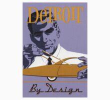 Vintage Detroit Design  by The Detroit Room