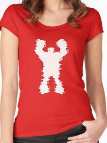 Wreck It Women's Fitted Scoop T-Shirt