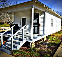 Childhood Home Of Elvis Presley by BLAKSTEEL