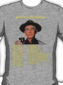 Sherman Potterisms T-Shirt