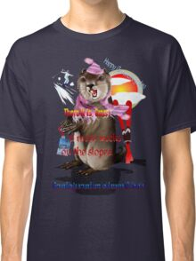Groundhog Day-6 more weeks Classic T-Shirt