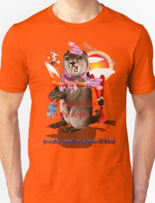 Groundhog Day-6 more weeks T-Shirt