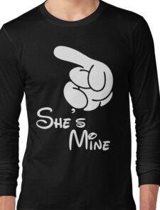 She's Mine Long Sleeve T-Shirt