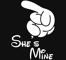She's Mine Unisex T-Shirt