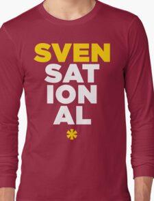 SVENSATIONAL Long Sleeve T-Shirt