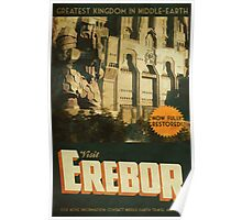 [The Hobbit] - Erebor Poster