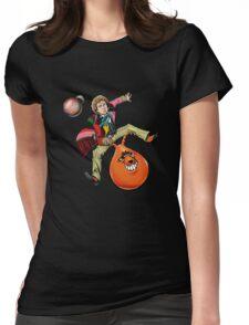 Sixie On KANGAZANG! Womens Fitted T-Shirt