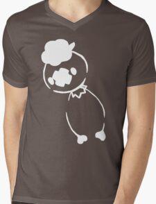 Drifloon - White Mens V-Neck T-Shirt