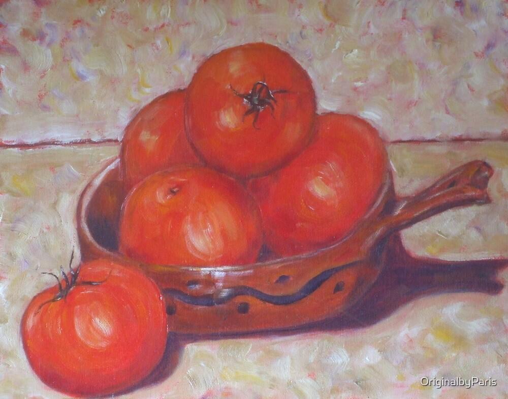 Tomatoes by OriginalbyParis